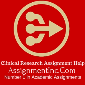 Clinical Research Assignment Help