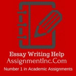 Essay Writing Help
