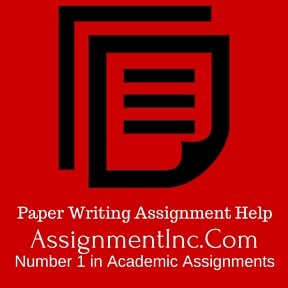 Paper Writing Assignment Help