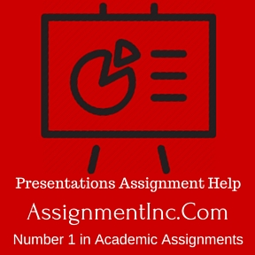Presentations Assignment Help