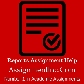 Reports Assignment Help