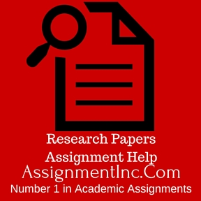 Research Papers Assignment Help