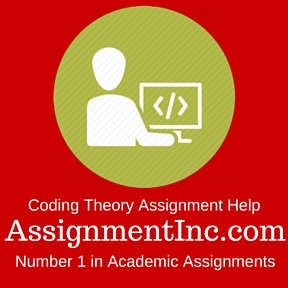 Coding Theory Assignment Help
