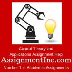 Control Theory and Applications