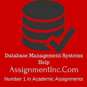 database management systems assignment help and homework help database management systems assignment help