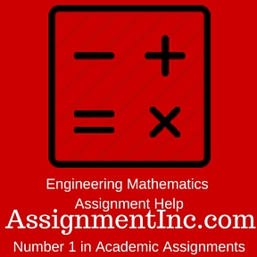 Engineering Mathematics Assignment Help