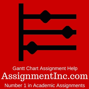 Gantt Chart Assignment Help