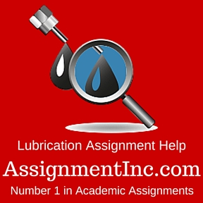 Lubrication Assignment Help