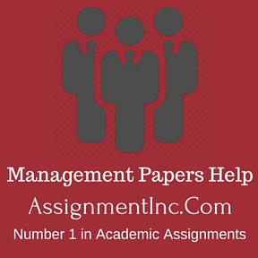 Management Papers Assignment Help