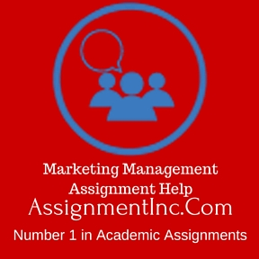 marketing management mba assignment