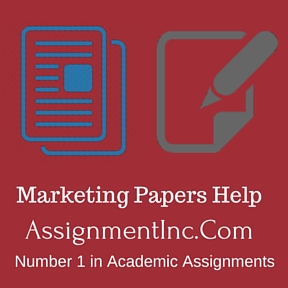 Marketing Paper Assignment Helpwww.assignmentinc.comNumber 1 in Academic Assignments