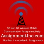 3G and 4G Wireless Mobile Communication