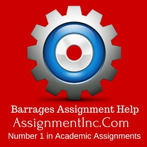 Barrages Assignment Help