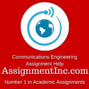Communications Engineering Assignment Help