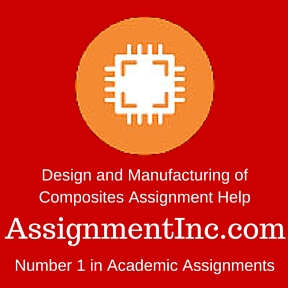 Design and Manufacturing of Composites Assignment Help