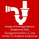Design of Drainage System