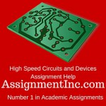 High Speed Circuits and Devices