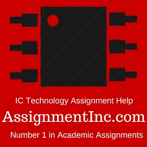 IC Technology Assignment Help