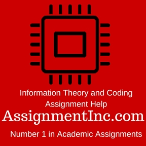 Information Theory and Coding Assignment Help