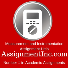 Measurement and Instrumentation Assignment Help