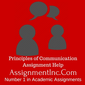 Principles of Communication Assignment Help