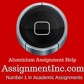 Aluminium Assignment Help