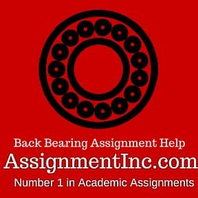 Back Bearing Assignment Help