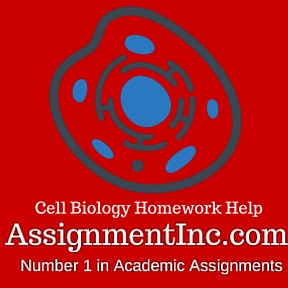 Cell Biology Homework Help