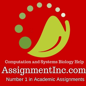 Computation and Systems Biology Help