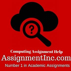 Computing Assignment Help