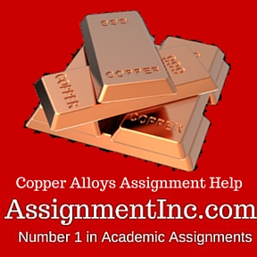 Copper Alloys Assignment Help