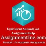 Equivalent Annual Cost