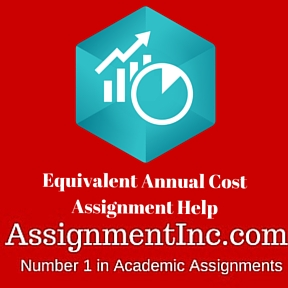 Equivalent Annual Cost Assignment Help