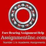Fore Bearing