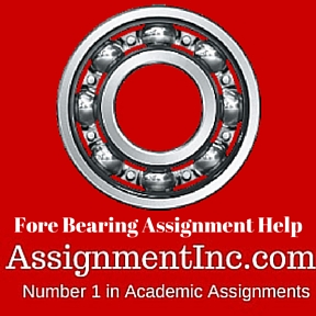 Fore Bearing Assignment Help