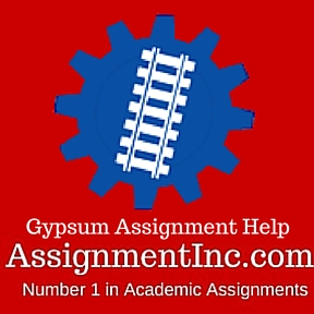 Gypsum Assignment Help