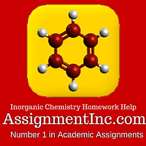 inorganic chemistry assignment help and homework help inorganic chemistry assignment homework help