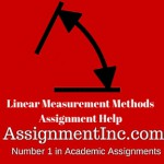 Linear Measurement Methods