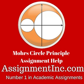 Mohrs Circle Principle Assignment Help