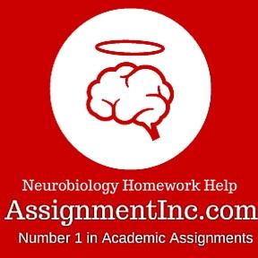Neurobiology Homework Help