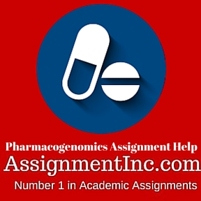 Pharmacogenomics Assignment Help
