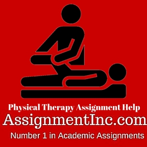 Physical Therapy Assignment Help