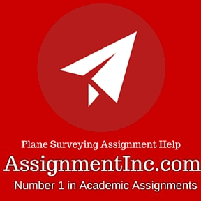 Plane Surveying Assignment Help