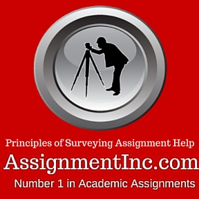 Principles of Surveying Assignment Help