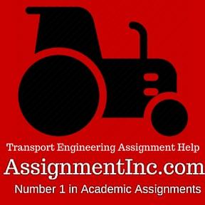 Transport Engineering Assignment Help