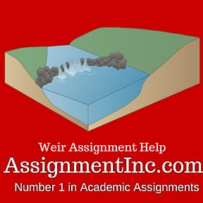 Weir Assignment Help