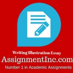 Writing Illustration Essay
