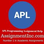 APL Programming