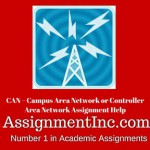 CAN – Campus Area Network or Controller Area Network