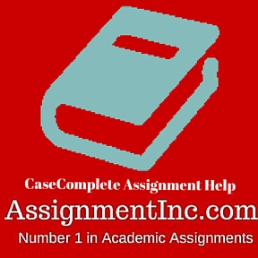 CaseComplete Assignment Help